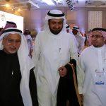 ملتقى شباب الأعمال ولقطة مع وزير التجارة ورئيس الغرفة التجارية